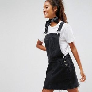 Asos Jumper Overall Dress